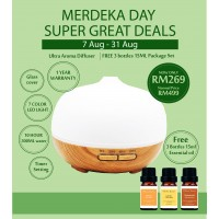 Great Deals Glass Aroma Diffuser