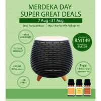 Great Deals Ultra Aroma Diffuser