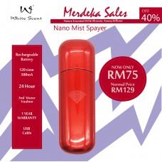 Nano Mist Sprayer  (red)