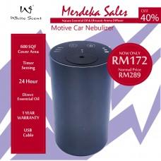 Motive Car Nebulizer