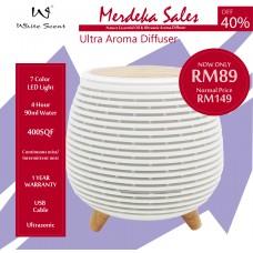 Ultra Aroma Diffuser (White)