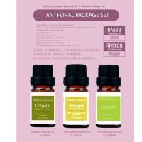 Anti-Viral Package Set